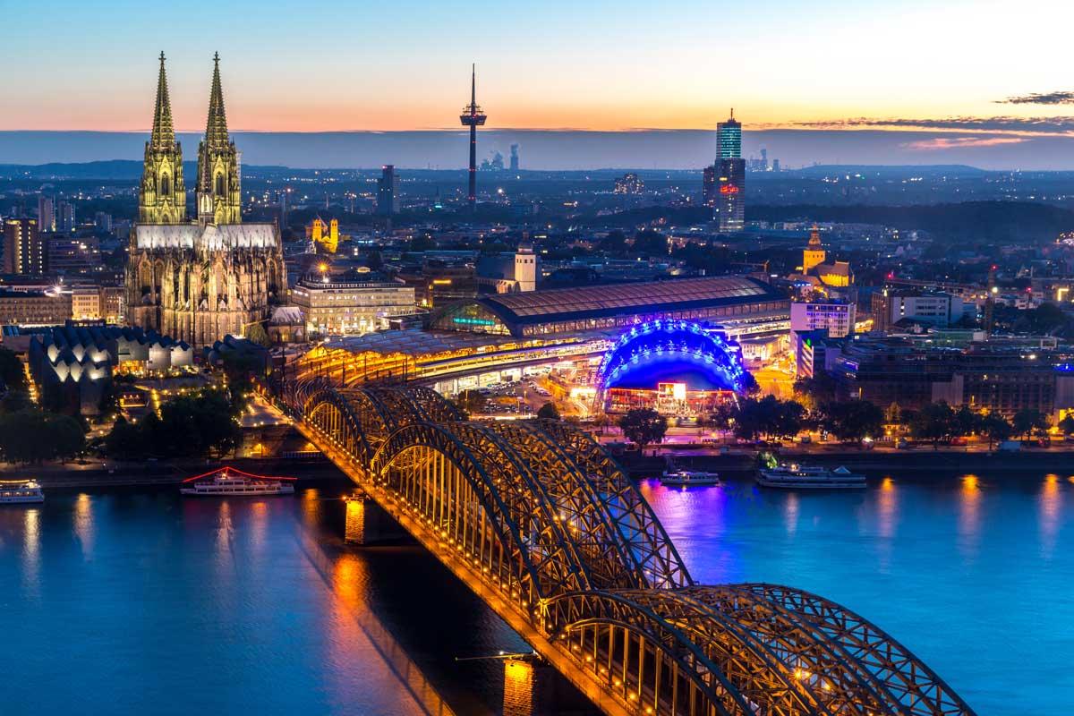Almanya Köln Mobilya Fuarı 2019 Izmod Izmir Mobilyacılar Ve